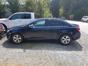 2011 Chevrolet Cruze LT Turbo+ w/1SB Sedan $6995.00