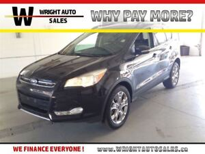 2013 Ford Escape SEL|SUNROOF|NAVIGATION|LEATHER|62,622 KMS