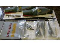 RC Plane spare parts