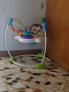 Precious planet jumperoo exerciseur fisher-price