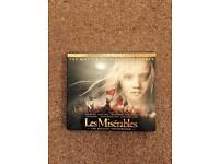 Les Miserable Soundtrack and Book
