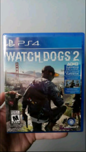 Watch Dogs 2 + DLC (sous blister)
