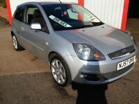 Ford Fiesta 1.4TDCi 2007 Zetec Climate ONLY £30 A YEAR ROAD TAX