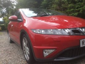 Reduced price must sell Honda Civic Gti Ex Auto