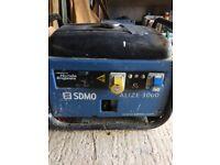 Honda generator 6.5 hp