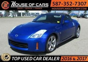 2007 Nissan 350Z Base w/Black Top