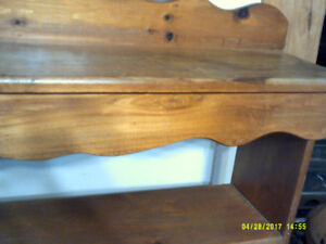 Two Tier Hall Bench