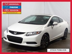 2013 Honda Civic EX +BLUETOOTH+SIEGES CHAUFFANTS