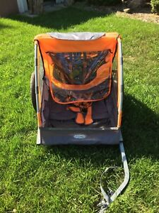 Instep double bike stroller