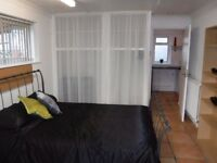 Small Studio near Eastbourne sea front (all bills included)