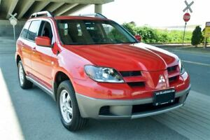2003 Mitsubishi Outlander LS Just Arrived Coquitlam Location - 6