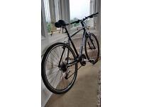 Hybrid Trek Fx 7.3 Aluminun Bike