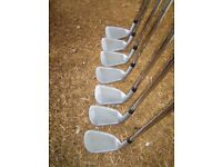 MENS GOLF CLUBS PING i25 IRONS
