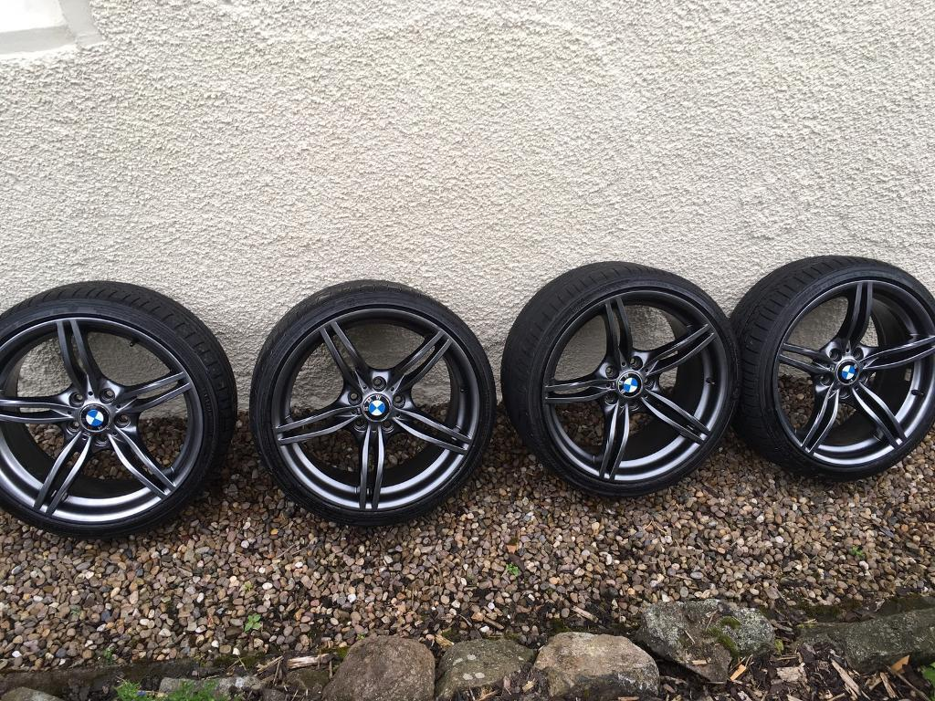 Bmw Z4 E89 Msport Alloy Wheels Amp Bridgestone Potenza 326m