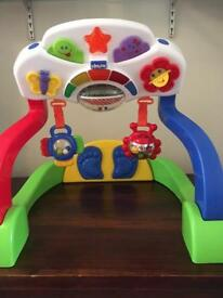 Chicco duo baby gym - kick and play