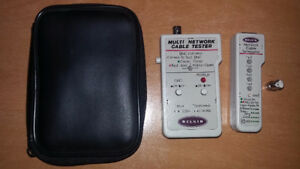 Belkin Cable Tester with Terminator