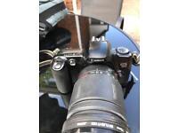 Canon Eos 500 SLR film camera