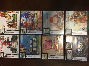 Nintendo DS Games - Pricing Within Ad