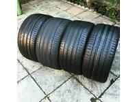 4 x Pirelli P Zero 295 35 21 tyres - Audi Q7, Cayenne