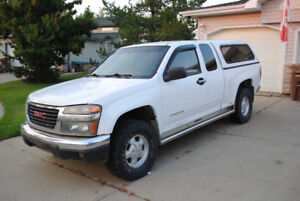 2004 GMC Canyon 4x4 Pickup Truck