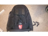 * * * Phil & Teds EXPLORER Double Seat With ADAPTERS!! BRAND NEW!!* * *
