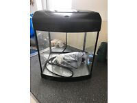 used aqua start 320 in good condition with accessories