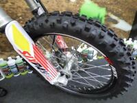 Sherco 300 SEF-R Enduro bike road registered