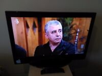 """Great condition 32"""" ALBA LCD TV hd ready freeview inbuilt"""