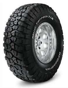 new b.f.g.radial all/train 285-75-16 one tire only d-ply