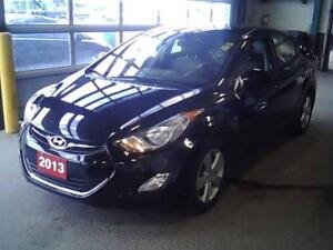 2013 Hyundai Elantra GLS Alloys/Sunroof! **ACCIDENT FREE**