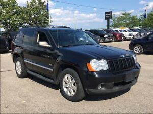 2008 Jeep Grand Cherokee LAREDO**LEATHER**POWER SUNROOF**