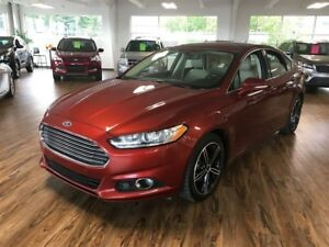 2014 Ford Fusion SE AWD [leather]