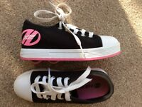 Heelys size 1 - immaculate condition