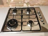 Gas hob great condition