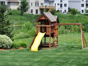 Looking for: kids play structure :)