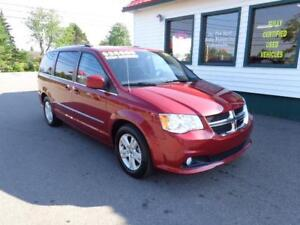 2016 Dodge Grand Caravan Crew for only $189 bi-weekly all in!