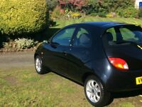 2008 KA Zetec *** FULL YEAR'S MOT *** ONLY 45,742 MILES ***