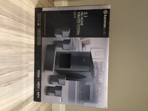 HD Home theater system Kamron audio 5.1 ka-9