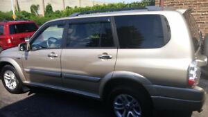 2005 Suzuki XL7 VUS