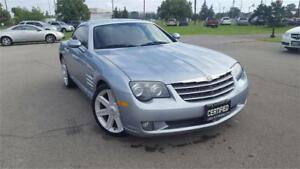 2004 Chrysler Crossfire , Accident Free, 6 Speeds Manual, Certif