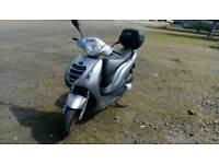 Honda PS PES 125 ccm