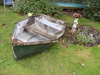 Cheap project boat wanted