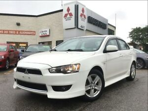 2013 Mitsubishi Lancer SE (SUNROOF! FOG LIGHTS!)