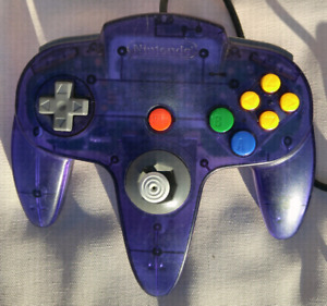 N64 Grape Purple Funtastic Controller