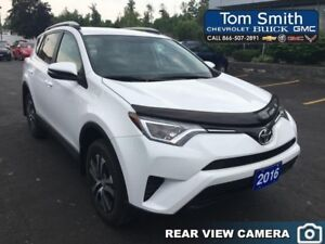 2016 Toyota RAV4 LE - REAR VISION CAMERA, BLUETOOTH, LOW KMS  -