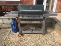 gas barbecue (x4 burner)