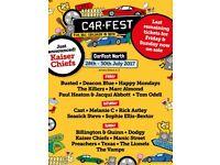CarFest North Ticket - Adult Weekend