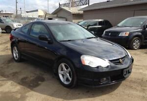 2004 Acura RSX 2.0L 4 cyl. Well Maintained Local Vehicle!!
