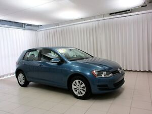 2017 Volkswagen Golf VW CERTIFIED! 1.8L TSi Turbo! Back-Up Cam,