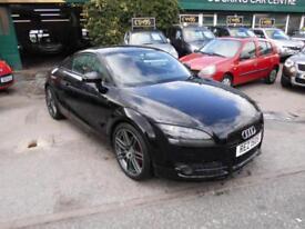 Audi TT Coupe 2.0T FSI 2008 FULL MOT FULL LEATHER ON PRIVATE NO